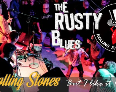 Rusty Blues - Tribute des Rolling Stones