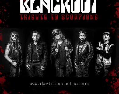 Blackout - Tribute de Scorpions