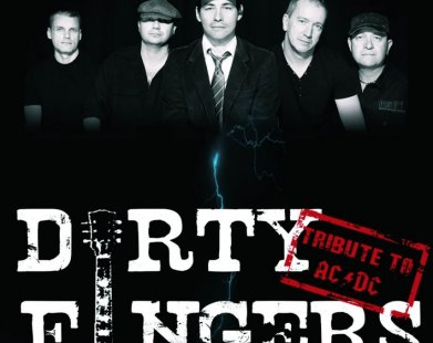 Dirty Fingers - Tribute ACDC